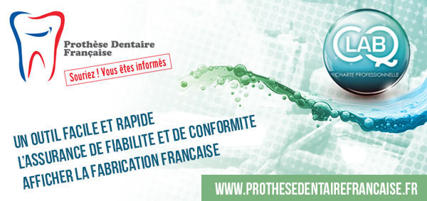prothèse dentaire française